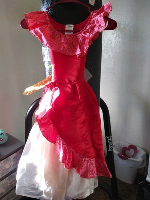 Disney Elena Of Avalor Princess Dress for Sale in Riverside, CA