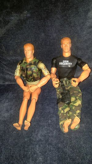 Vintage 1996 GI Joe Action Figures for Sale in Damascus, MD