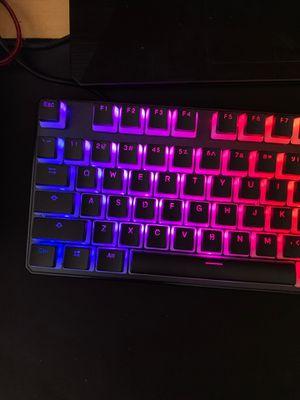 Tecware Phantom RGB Mechanical Gaming Keyboard for Sale in Raleigh, NC
