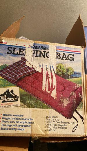 Sleeping bag for Sale in Little Falls, NJ