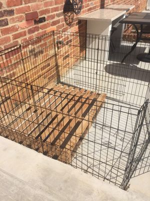 Pet play gate kennel for Sale in Silver Spring, MD