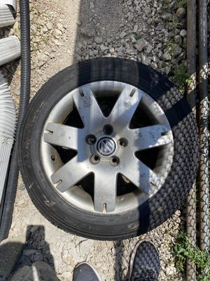 Tire with rim 205/55/16 for Sale in Chicago, IL