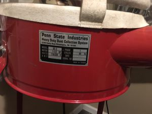 Heavy Duty Portable Dust Collector for Sale in St. Louis, MO