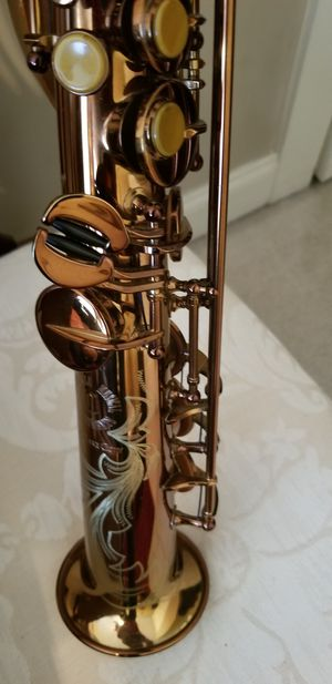 Cannonball Vintage Soprano Saxophone for Sale in Atlanta, GA