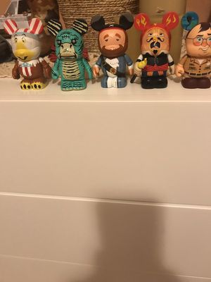 Disney toy collection 50$ for all for Sale in Haines City, FL