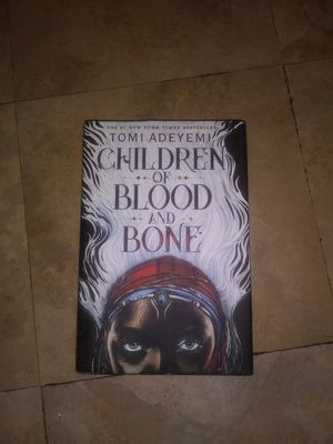 Children of blood and bone book for Sale in The Bronx, NY