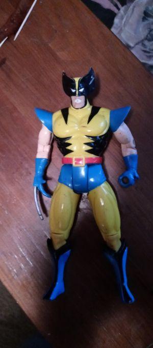 Vintage 1993 Wolverine action figure for Sale in Lutz, FL