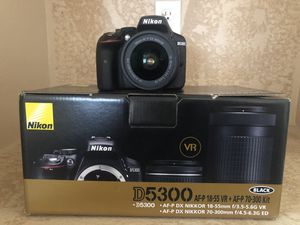 Nikon d5300 kit for Sale in Henderson, NV