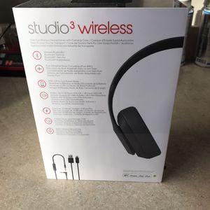 Studio 3 Wireless Beats for Sale in Medford, NJ