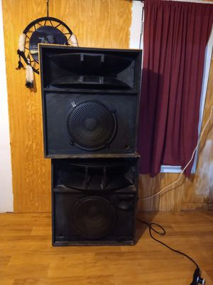 """15"""" stage speakers for Sale in Melbourne, FL"""