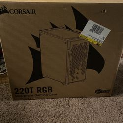 Corsair iCUE 220t RGB PC Case for Sale in Fountain Valley,  CA