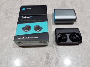 Bragi wireless headphones 🎧 ear buds for Sale in Beltsville, MD