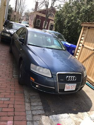 2005 too 2009 parts for Audi A6 Quattro 3.2l for Sale in Pawtucket, RI