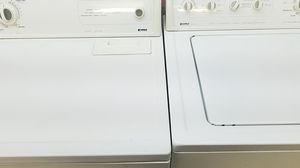 Washer and dryer Kenmore set electric dryer for Sale in Dearborn, MI