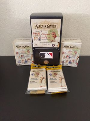 2020 Topps Allen & Ginter for Sale in Los Angeles, CA