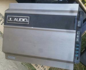 Jl audio j2 500w mono amp for Sale in Norwalk, CA