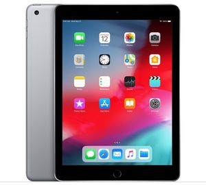 iPad 6th gen 32g WiFi with Box for Sale in Wilmington, NC