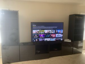 TV stand and book shelf for Sale in Houston, TX
