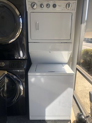 Whirlpool Gas Stackable Washer/Dryer for Sale in Orange, CA