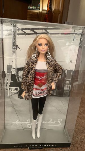 Barbie-Andy Warhol for Sale in Los Angeles, CA