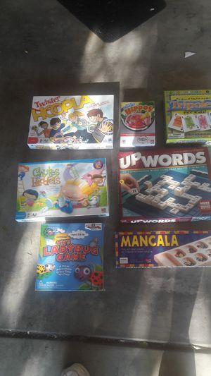 Kids board games for Sale in Aurora, CO