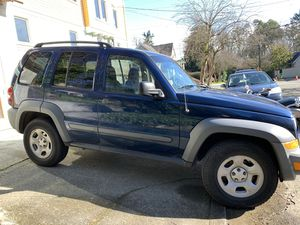 2005 Jeep Liberty 4x4 for Sale in Seattle, WA