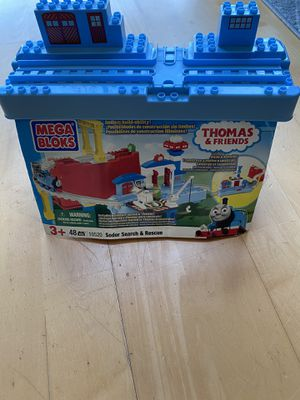 Thomas the Train Mega Bloks for Sale in Campbell, CA