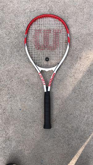 roger ferderer tennis racket for Sale in Los Angeles, CA