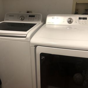 Samsung Washer and Gas Dryer for Sale in Wheeling, IL