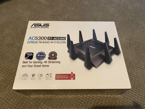 Brand new Asus gaming Wifi Router for Sale in Aurora, CO
