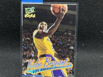 1996 Kobe Fleet Ultra Rookie Card for Sale in Seattle,  WA