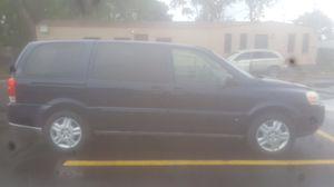 2007 Chevy uplander minivan for Sale in Dallas, TX