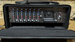 Alesis iMultiMix 9R with Gater case for Sale in Evanston, IL