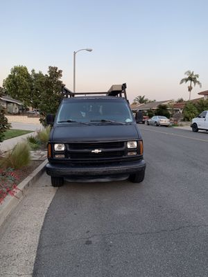 1997 Chevy Express 3500 for Sale in Yorba Linda, CA