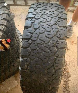 Bf good rich 10 ply 275 70 18 for Sale in Pine Bluff, AR