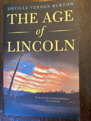 The Age of Lincoln – Winner of the 2007 Chicago Tribune Heartland Prize for Non-Fiction for Sale in Chesterfield, MO