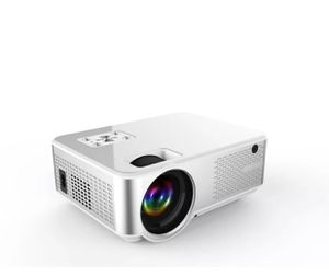 C9 HD Mini Projector 3600 Lumens, Native 720P Full HD Ifmeyasi Portable Video Projector for Home Outdoor Movie, Support 1080P, 2HDMI, 2USB, AV, VAG for Sale in Hacienda Heights, CA