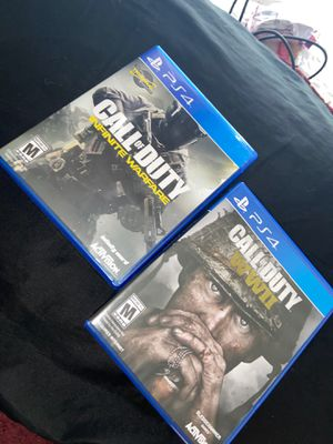 Ps4 games for Sale in San Marcos, CA