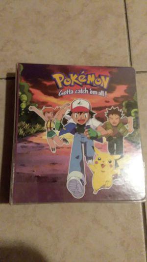 Rare Pokemon Binder for Sale in Las Vegas, NV