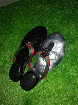 Gucci women sandals size 41 for Sale in North Miami Beach, FL