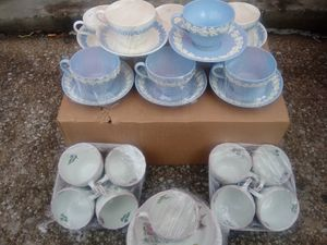 English cups and salser sets for Sale in Nashville, TN