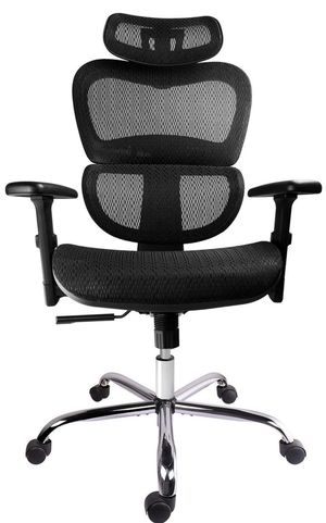 New Black Mesh Office Computer Chair for Sale in Mount Pleasant, MI