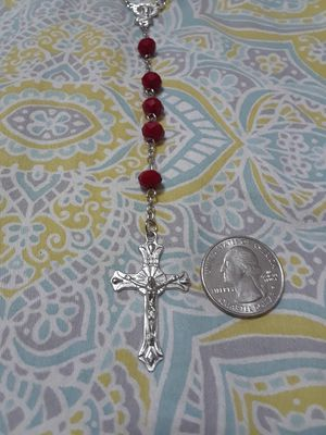 Rosary necklace for Sale in Waukegan, IL