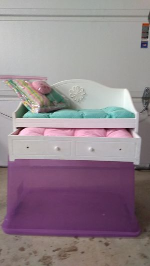 American Girl Doll Trundle Bed for Sale in GERMANTWN HLS, IL