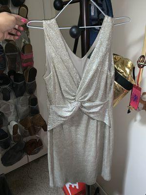 RALPH LAUREN GOLD DRESS SIZE8 $30 for Sale in Virginia Gardens, FL