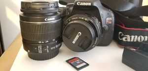 Canon T3i for Sale in Chicago, IL