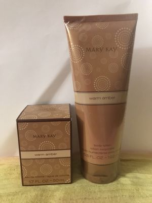 Warm Amber Fragrance Set by marykay for Sale in Gaithersburg, MD