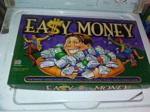Easy money board game for Sale in Burbank, IL