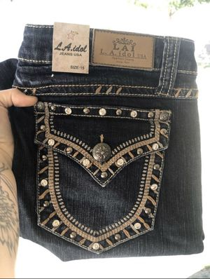 New Women's Fashion Jeans LA idol for Sale in Glendale, AZ