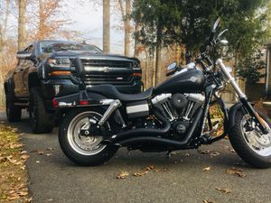 2012 Harley Davidson Fat Bob FXDF for Sale in Centreville, VA